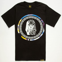 Last Kings Champs Mens T-Shirt Black  In Sizes