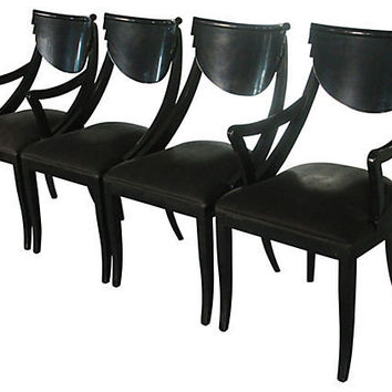 Dining Chairs by Pietro Costantini, S/4