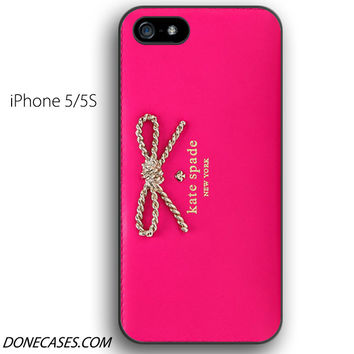 Kate Spade Pink Wallet iPhone 5 / 5S Case