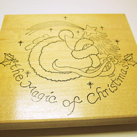 Santa Stamps, Christmas Stamps, Card Making, Scrapbooking, Rubber Stamp Supplies, Unused Stamps From Stamps Happens