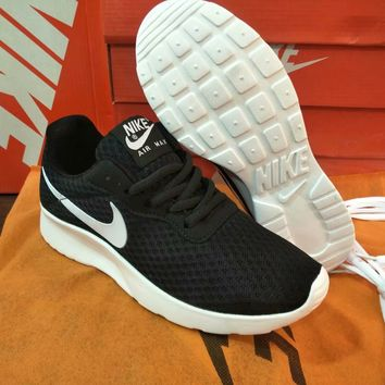 """Nike"" Unisex Sport Casual Breathable Sneakers Couple Running Shoes"