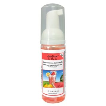 Watermelon Lemonade Foaming Instant Hand Sanitizer 1.83 oz