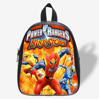 Power Rangers Ninja Storm for School Bag, School Bag Kids, Backpack
