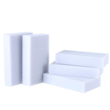 DCK9M2 100pcs/lot high quality Gray Magic sponge Melamine Sponge 10*6*2cm Cleaning Eraser for Kitchen Office Bathroom Clean Nano sponge