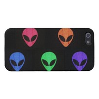 ALIEN RAINBOW iPhone 5s case