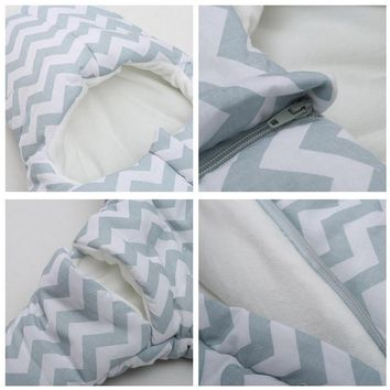 Star Baby Winter Sleeping Bag Blanket Swaddle