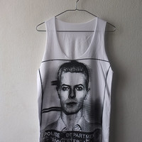 David Bowie Pop Rock Tank Top