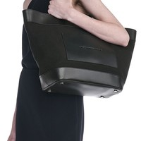BLACK CANVAS TOTE | TOTE | Alexander Wang Official Site