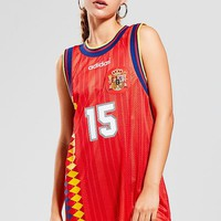 adidas Spain Soccer Tank Dress | Urban Outfitters