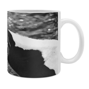 Allyson Johnson Horse Portrait Coffee Mug