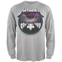 Metallica - Retro Master Long Sleeve T-Shirt