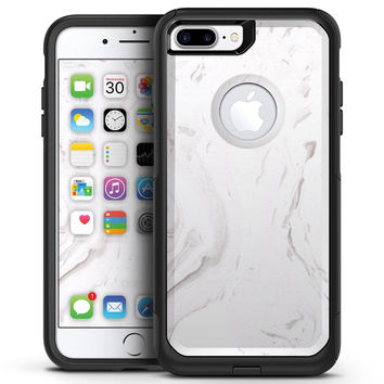 Mixtured Gray 7 Textured Marble - iPhone 7 or 7 Plus Commuter Case Skin Kit