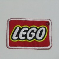 Lego Logo Iron on Patch Great Gift for Men and Women/ramakian