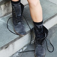 FP Collection Womens Truemay Lace Up Boot