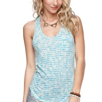 Nollie Pocket Racerback Tank - Womens Tee
