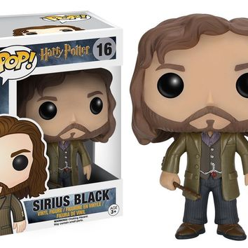 Sirius Black Harry Potter Funko Pop! Vinyl Figure #16