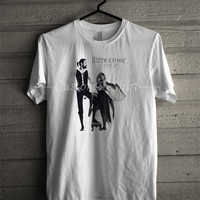 Fleetwood Mac Rumours Cover Album -tri1 Unisex T- Shirt For Man And Woman / T-Shirt / Custom T-Shirt
