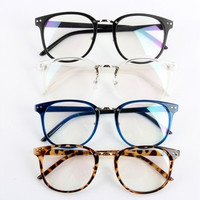Unisex Tide Optical Clear Frame Eyeglasses