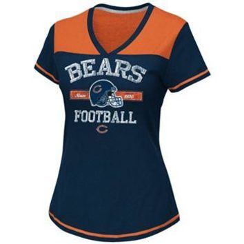Chicago Bears Womens Champion Swagger IV Tee
