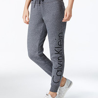 Calvin Klein Performance Logo Fleece Sweatpants | macys.com