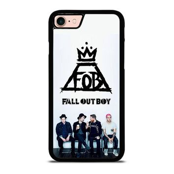 FALL OUT BOY FOB iPhone 8 Case