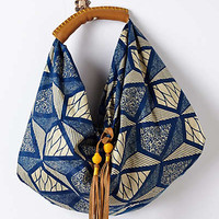 Legend & Song Dutch Wax Hobo Bag