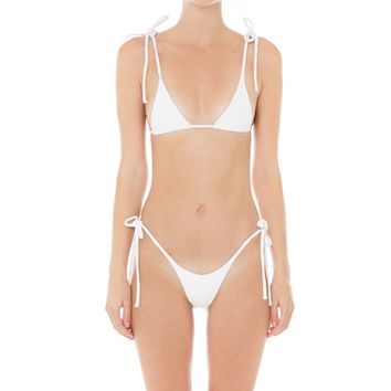 Neta String SWIM Top