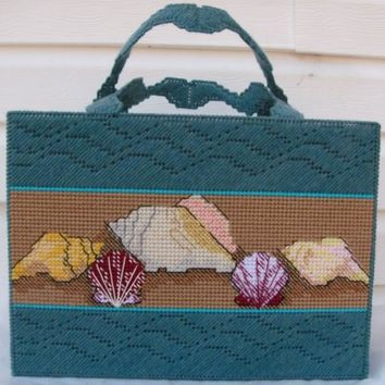 Beach Tote Bag by NannysTreasures on Etsy
