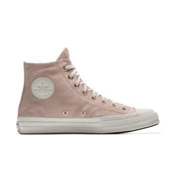 The Converse Custom Chuck Taylor All Star '70 Suede High Top Shoe.