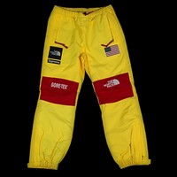 SUPREME/THE NORTH FACE TRANS ANTARCTICA EXPEDITION PANT|S/S 2017| YELLOW