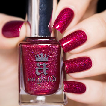 A-England Rose Bower Nail Polish