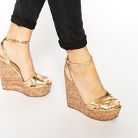 ASOS HAWK EYE Wedges