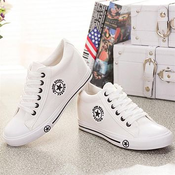 Sneaker Wedges For  Women