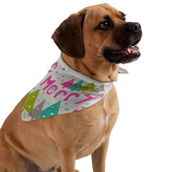 Heather Dutton Be Merry Pet Bandana