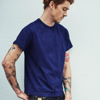 Men's Fashion Summer Simple Design Men Short Sleeve T-shirts [10422067715]
