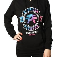 American Fighter Women's Silver Lake Artisan Hoodie