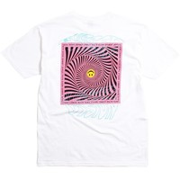 Blurred Vision T-Shirt White