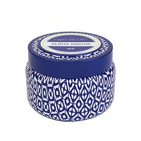 Aloha Orchid Travel Tin Candle