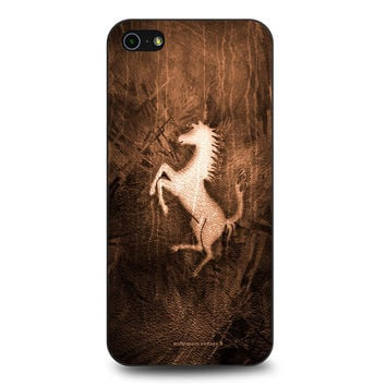 Ferrari Logo vintage iPhone 5 | 5S Case