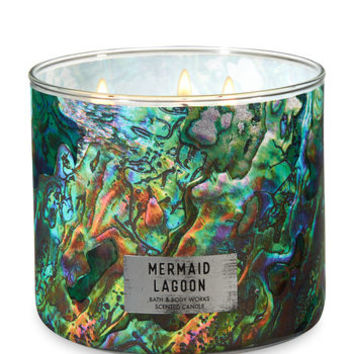 MERMAID LAGOON3-Wick Candle