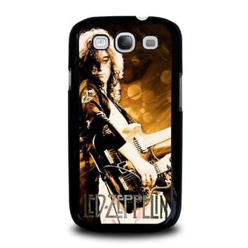 led zeppelin samsung galaxy s3 case cover  number 2