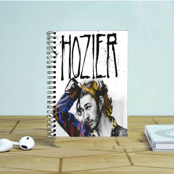 Andrew Hozier Photo Notebook Auroid