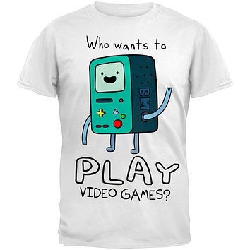 Adventure Time - BMO Video Games T-Shirt