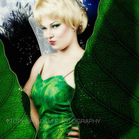 Tinkerbell Adult Wig