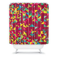 DENY Designs Home Accessories | Arcturus Shower Curtains