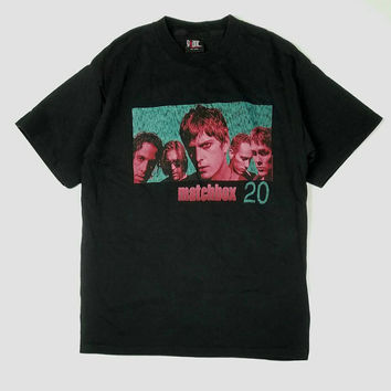 1997 Matchbox 20 Size Large T-Shirt