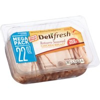 Oscar Mayer Deli Fresh Rotisserie Seasoned Chicken Breast, 22 oz - Walmart.com