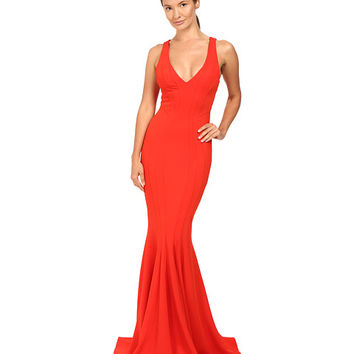ZAC Zac Posen Ronnie Gown