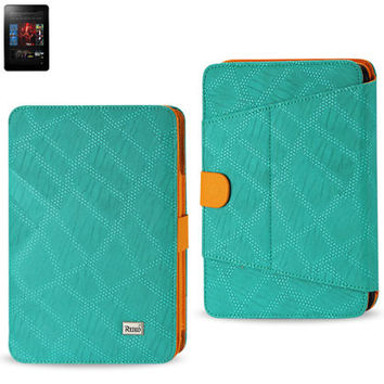 FITTING CASE WITH CLIP KINDLE FIRE 7 INCH GREEN
