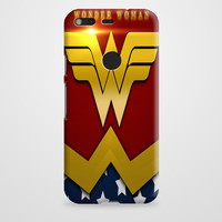 Wonder Woman Logo America Google Pixel XL Case | casefantasy
